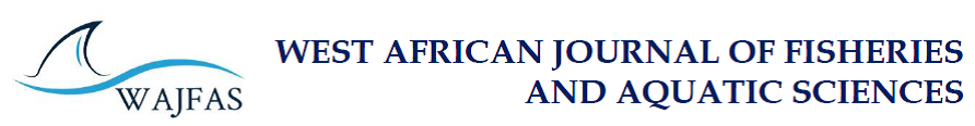 West African Journal of Fisheries and Aquatic Sciences